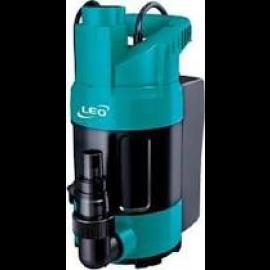 LEO dompelpomp LKS 400 PW-A   6 m3 per uur   verpompen van licht vervuild water