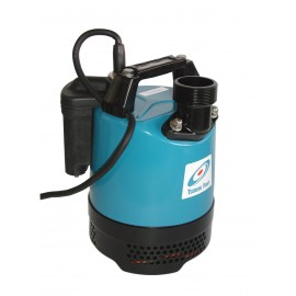 Tsurumi bouwdompelpomp lichtgewicht met niveauregeling (sensor) LB-480A