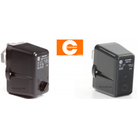 Condor drukschakelaar, MDR 4-standaard, 500 V en 220 volt