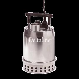 Ebara dompelpomp voor schoon- en vuilwater, Optima M W, rvs, 230 V, 9,0 m³/uur