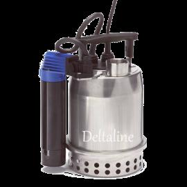 Ebara dompelpomp voor schoonwater, Optima MS, rvs, 230 V - 9,0 m³/uur flotter magnetisch