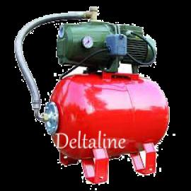 Saer TR 10   hydrofoor 10000 ltr/h met 60 liter ketel