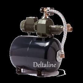Saer zelfaanzuigende hydrofoor M 200 200 liter tank 230 Volt