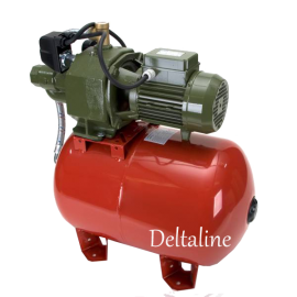 Saer TR 6  zelfaanzuigende hydrofoor  M 150 / 4800 ltr/h