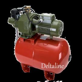 Saer TR 7  zelfaanzuigende hydrofoor M 200 / 6000 ltr/ uur met meer druk