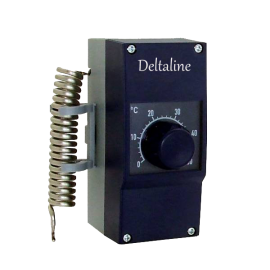 Suevia thermostaat voor  verwarmbare gietijzeren drinkbak