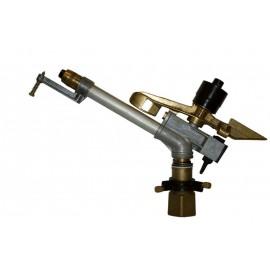 Kanon Rondsproeier 268 geschikt voor sportvelden en stofbestrijding met een straal tot 32 meter en 18600 liter per uur.
